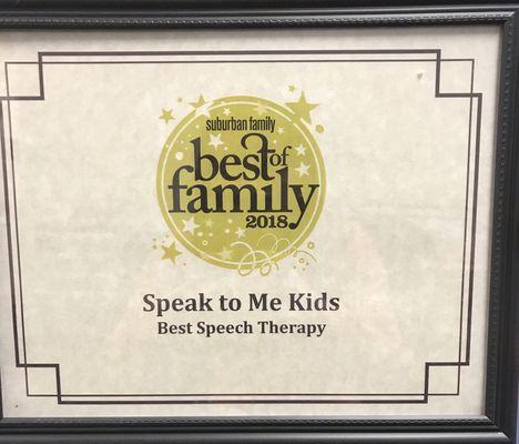 Speak to Me Kids 901 Route 73 N Marlton, NJ Speech & Hearing