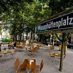 Biergarten Hessen