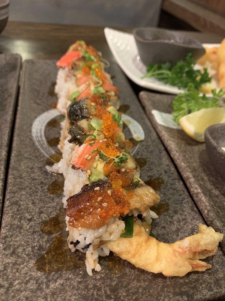 Rocket Sushi