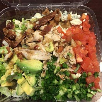 Corner Bakery Cafe Harvest Salad Entree