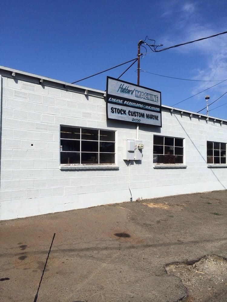 Hubbard Al Machine Shop: 21030 Meekland Ave, Hayward, CA