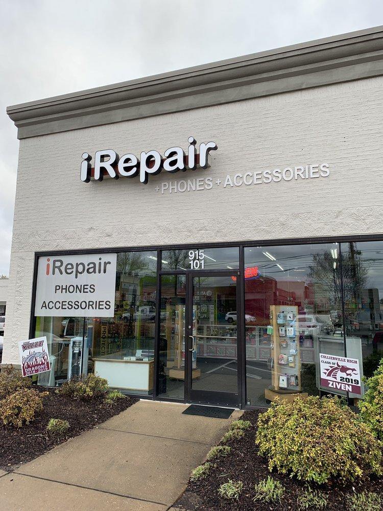 iRepair: 915 W Poplar Ave, Collierville, TN