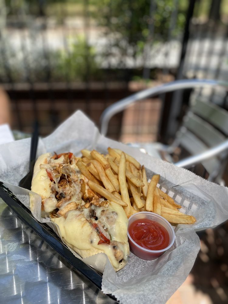 Social Spots from Old Town Draught House Grill