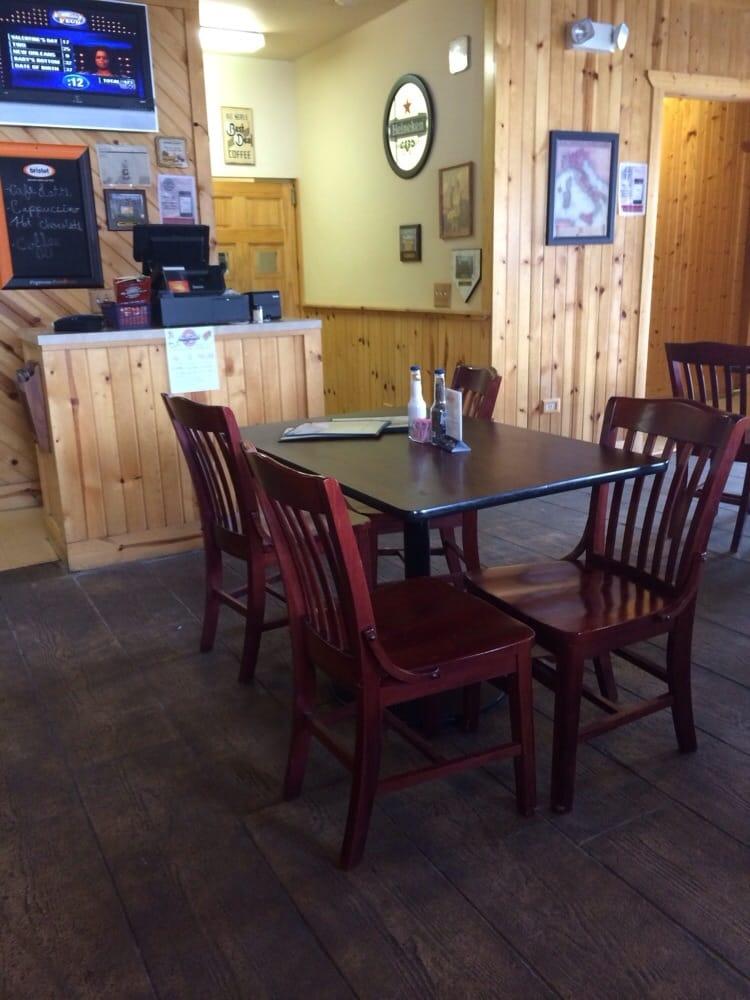 Kevin's Korner Pizzeria: 285 E Main St, Braidwood, IL