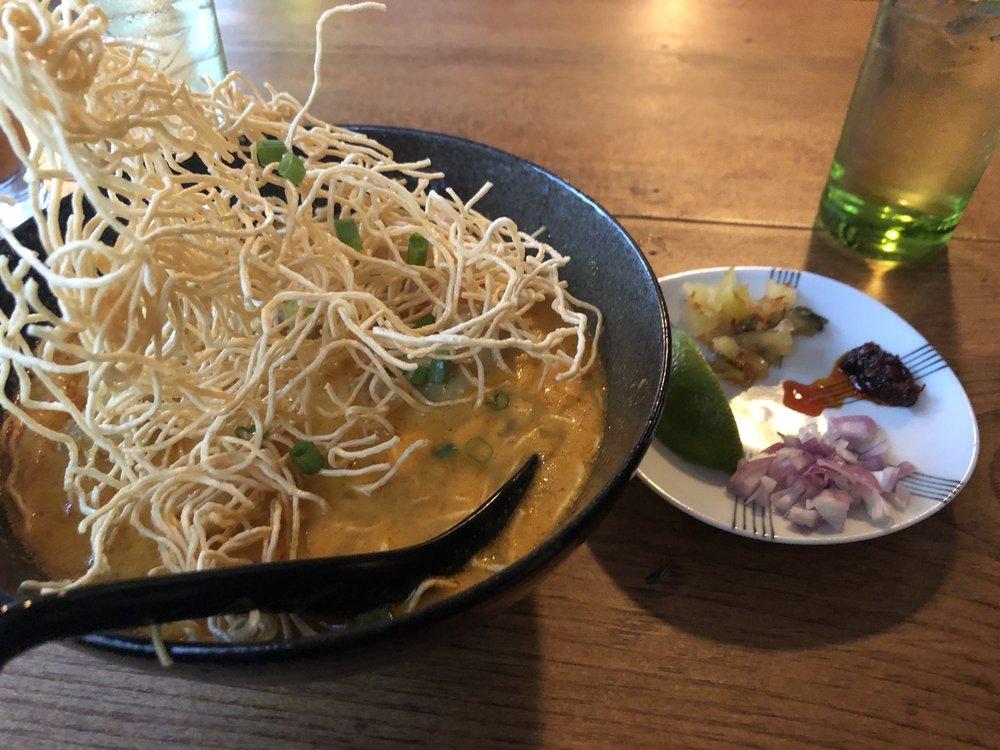 Dalaya Thai Cuisine: 1084 W Main St, Sylva, NC