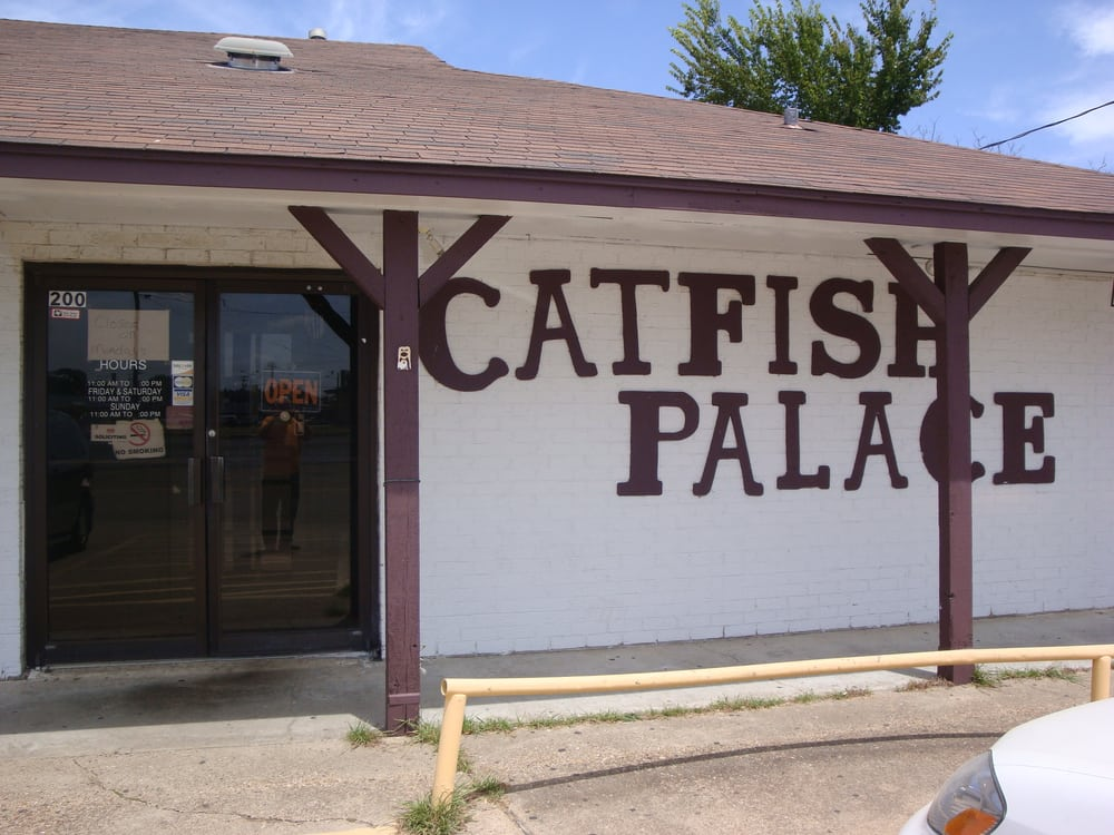 Catfish Palace: 200 US Hwy 175 W, Athens, TX