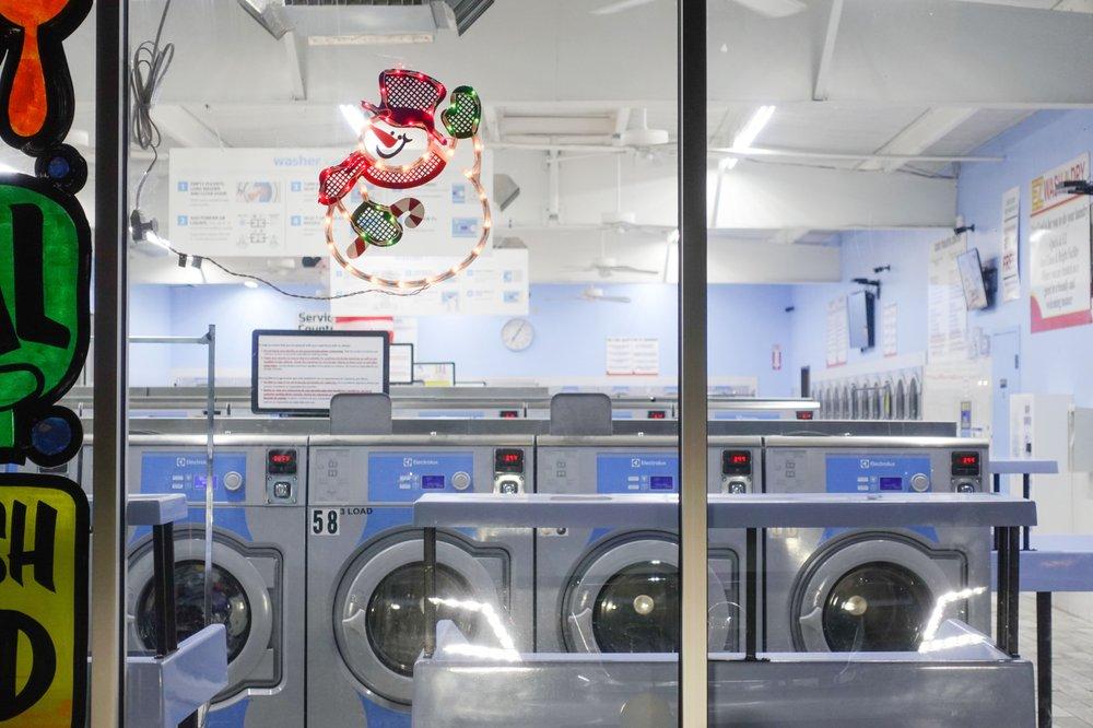 EZ Wash N Dry: 2345 S Cooper St, Arlington, TX