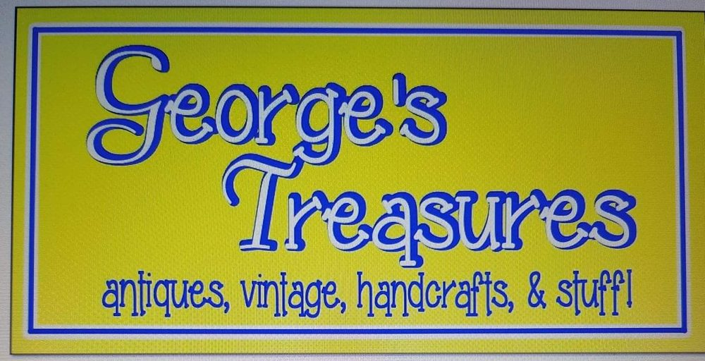 George's Treasures: 1308 N Main St, Liberty, TX