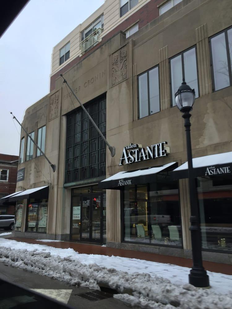 Salon Astante: 251 Moody St, Waltham, MA