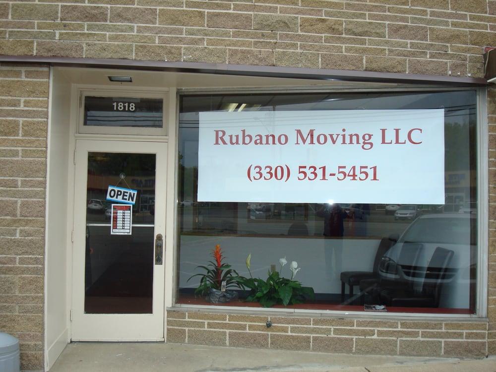 Rubano Moving Company: 1818 E State St, Hermitage, PA