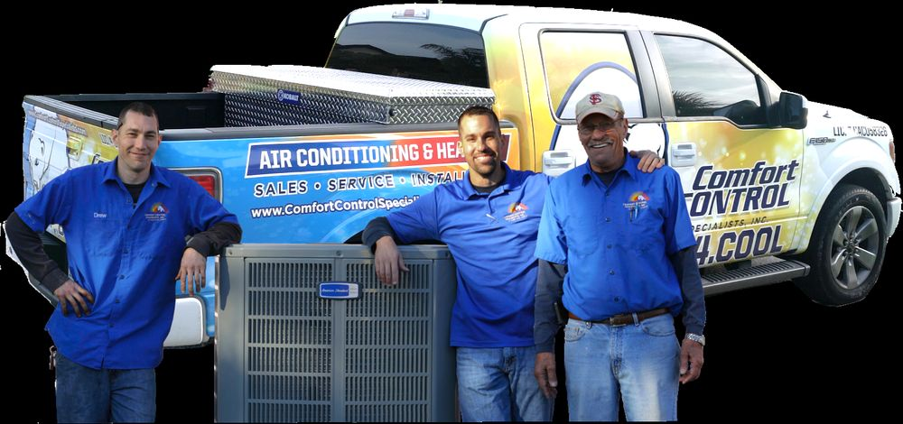 Comfort Control Specialists: 13601 Linden Dr, Spring Hill, FL
