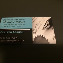 Seattles traveling notary public 17 reviews notaries downtown photo of seattles traveling notary public seattle wa united states tel 206 colourmoves