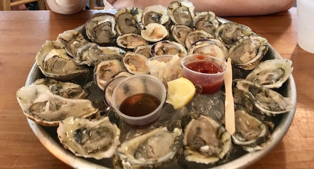 Triton Craft Beer & Oyster Bar: 308 Centre St, Beach Haven, NJ