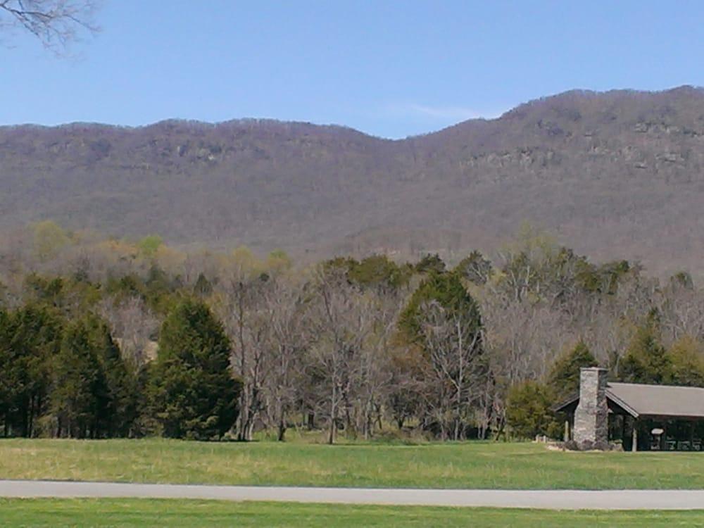 Wilderness Road Campground: Cumberland Gap National Historical Park 854 National Park Rd, Ewing, VA