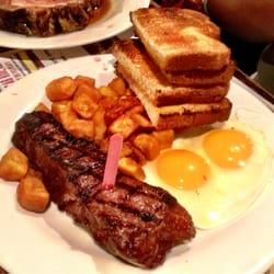 ellis island casino las vegas steak dinner