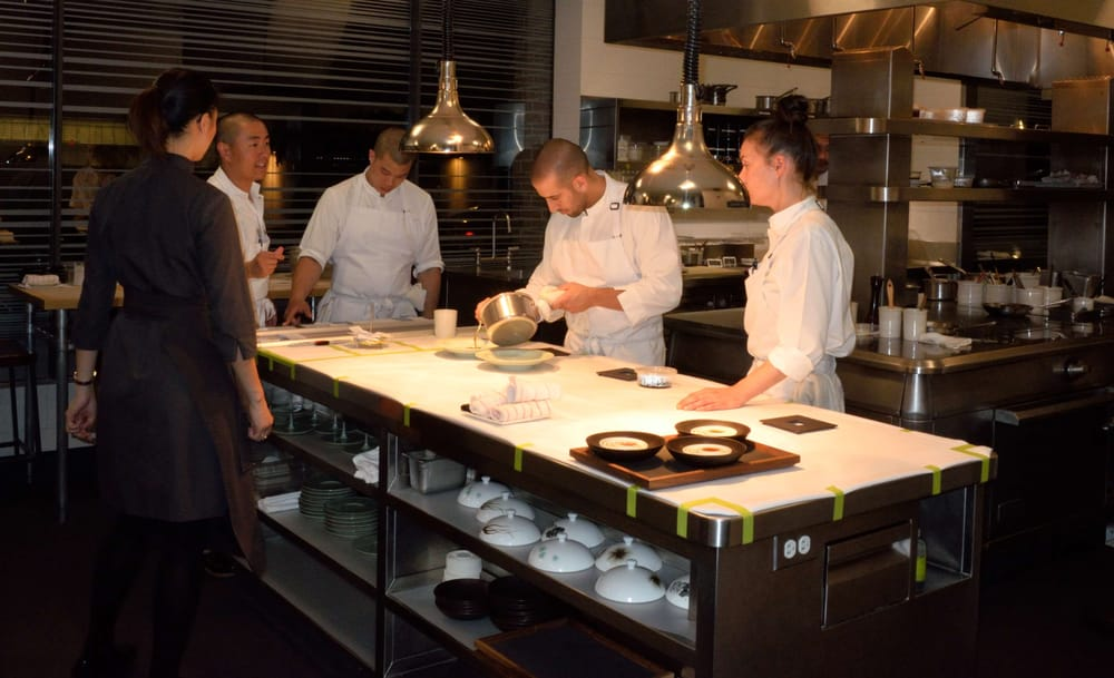 Corey Lee Executive Chef Owner Left Brandon Rodgers