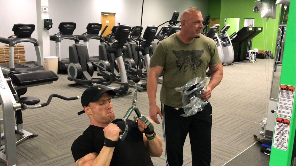 Universal Pro Gym