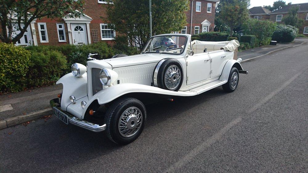 CWC - Collins Wedding Car Hire - Car Hire - Turnbridge Close ...