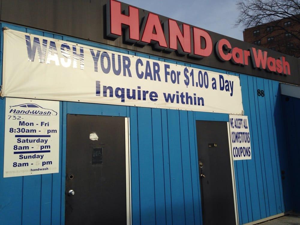 Keyport Hand Wash: 88 Rt 36 S, Keyport, NJ