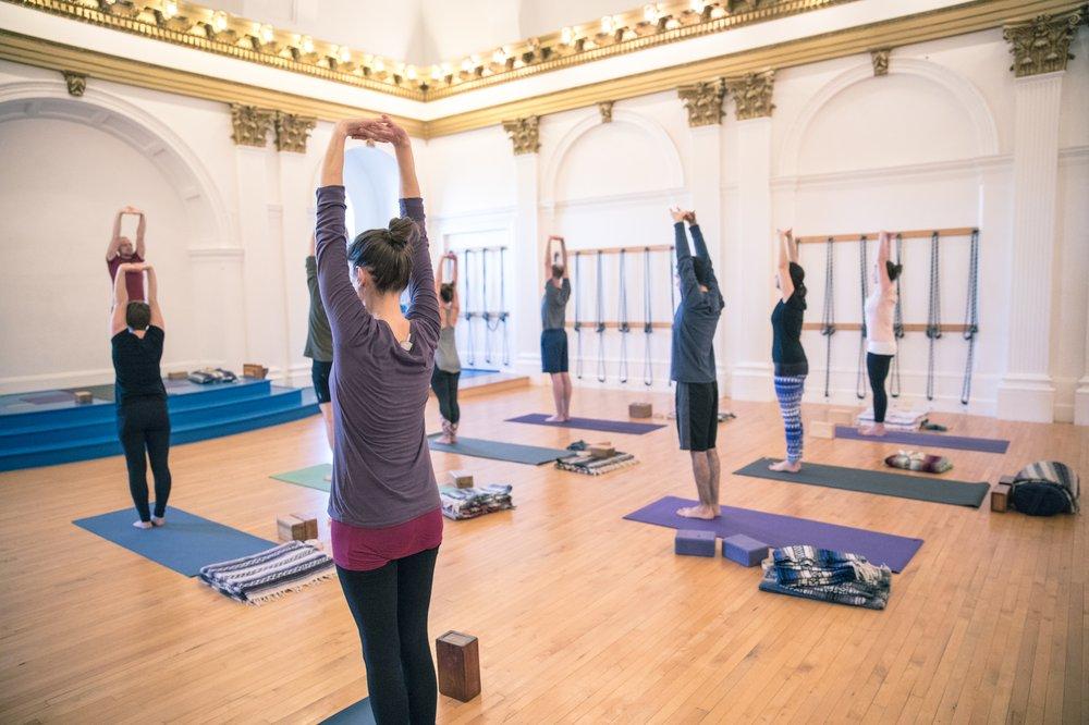 Karuna Center For Yoga and Healing Arts: 25 Main St, Northampton, MA