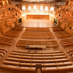 salle spectacle evian