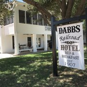 Bailey Her Photo Of Dabbs Railroad Hotel Llano Tx United States