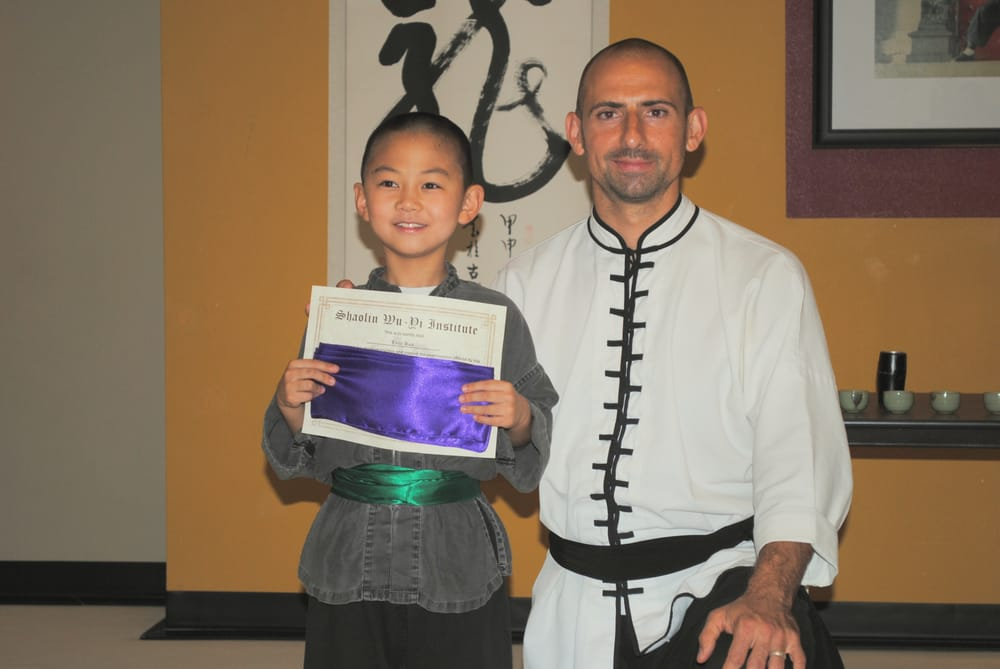 Shaolin Wu-Yi Institute: 3100 Independence Pkwy, Plano, TX