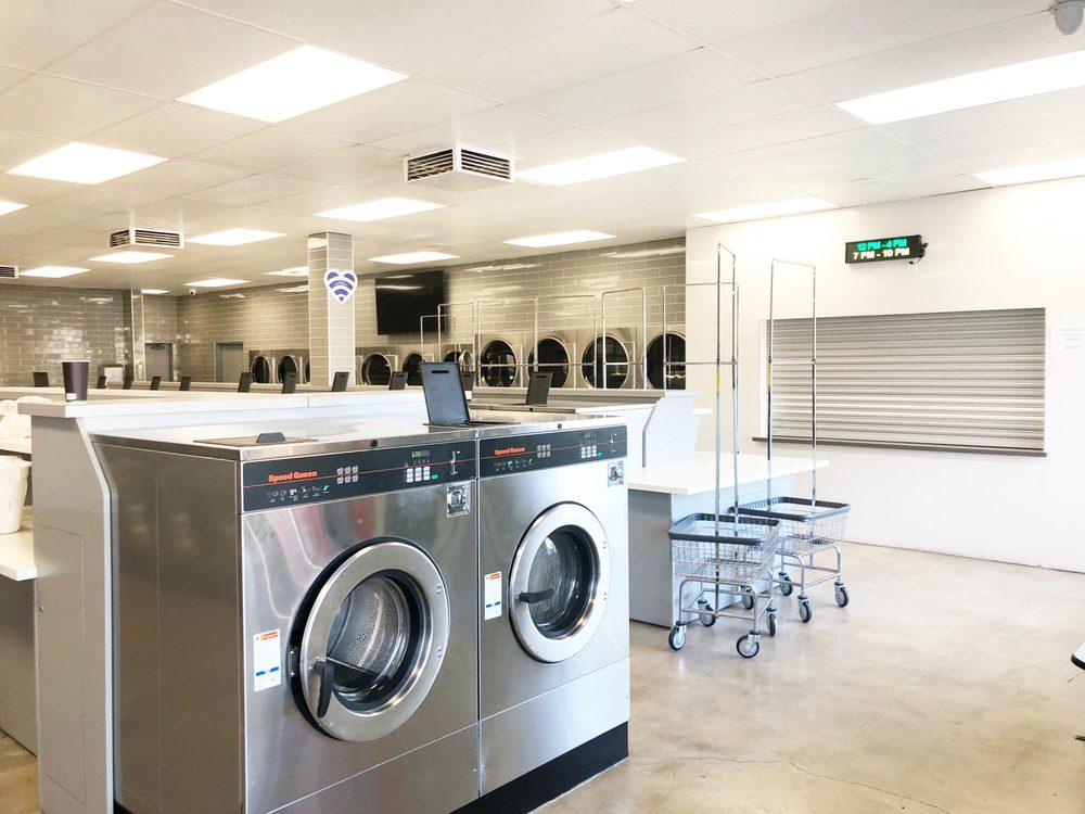 Laundry Love: 2468 W Victory Blvd, Burbank, CA