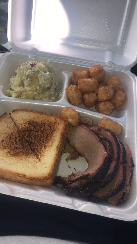 Not Just Barbecue: 720 Culver St, Commerce, TX