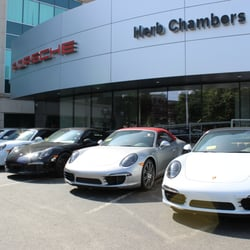 Lease Deals Near Me >> Herb Chambers Porsche - 33 Photos & 43 Reviews - Car Dealers - 1172 Commonwealth Ave, Allston ...