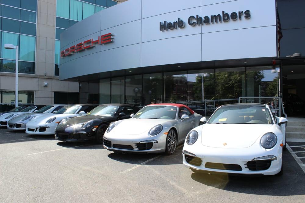Herb Chambers Porsche >> Herb Chambers Porsche 31 Photos 46 Reviews Car Dealers 1172