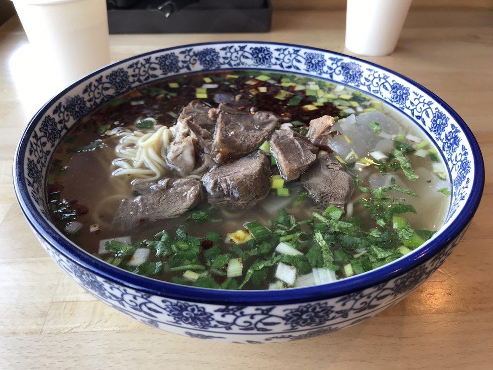 Lanzhou Fresh Noodles: 182 Brighton Ave, Boston, MA