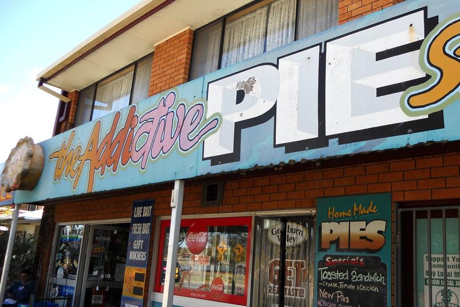 The Addictive Pie Shop