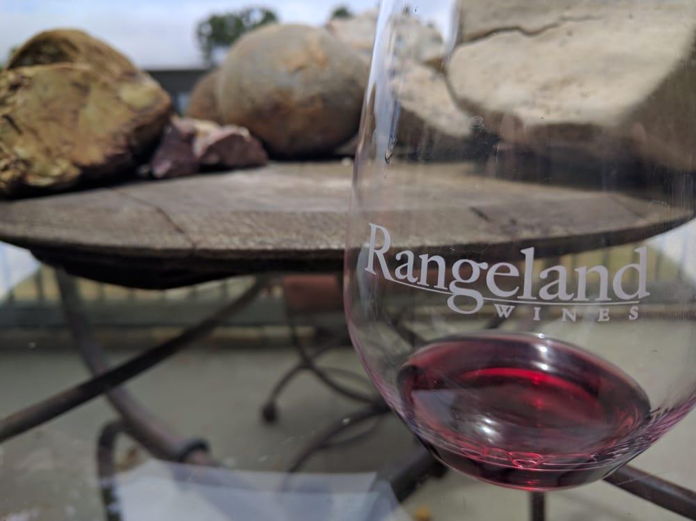 2011 Rangeland Wines Mistletoe Blend, USA, California ...
