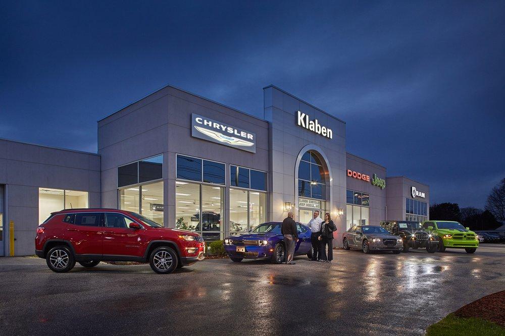 Klaben Chrysler Jeep Dodge Ram 自動車修理 1106 W Main St