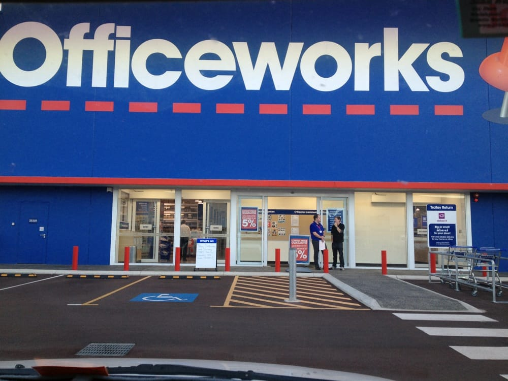 Officeworks - Professional Services - 2 Stockdale Rd, O\'Connor, O ...