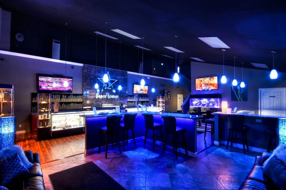 5 Star Vapor Lounge