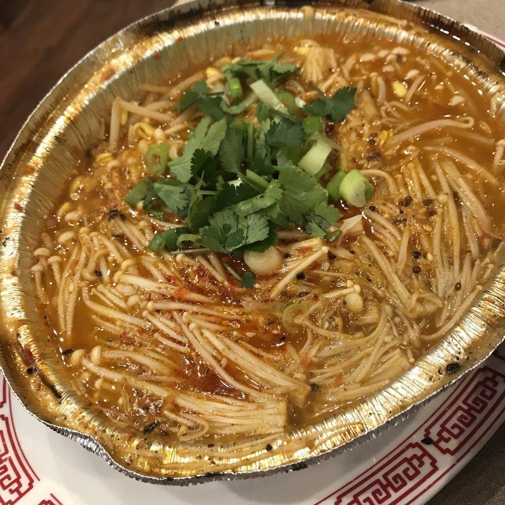 Dumpling Noodle BBQ: 715 S Neil St, Champaign, IL