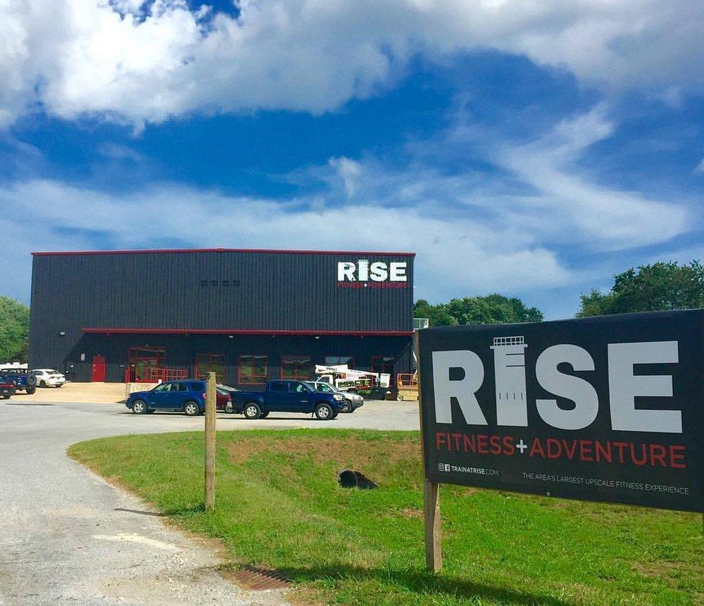 Rise Fitness & Adventure: 35770 Airport Rd, Rehoboth Beach, DE