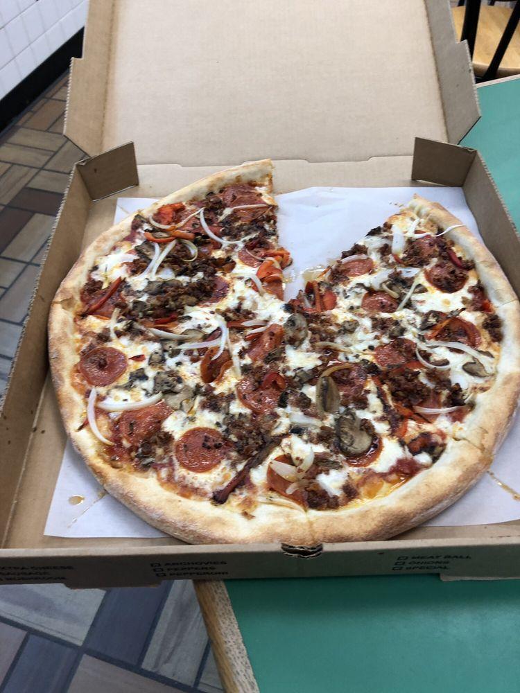 Pozzy Bros Pizza: 4000 North US Hwy 1, Cocoa, FL