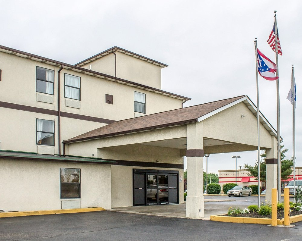Hotels Near Ohio Dominican University