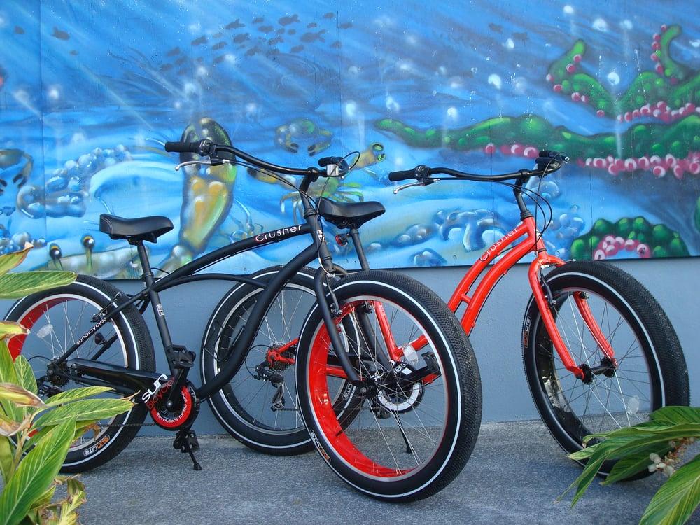 Rad Bicycles: 1401 Gulf Blvd, Indian Rocks Beach, FL