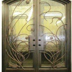 Photo of Arkansas Custom Iron Door - Sherwood AR United States ... & Arkansas Custom Iron Door - Get Quote - 11 Photos - Door Sales ...