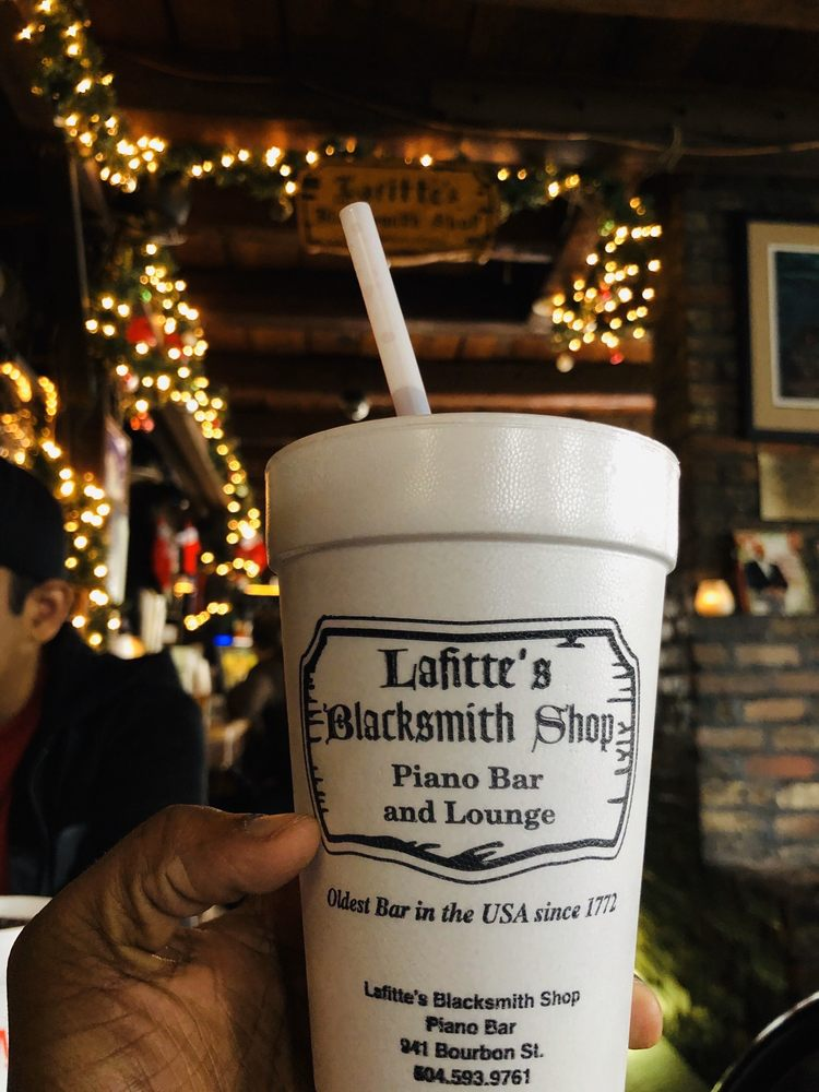 Social Spots from Lafitte's Blacksmith Shop Bar