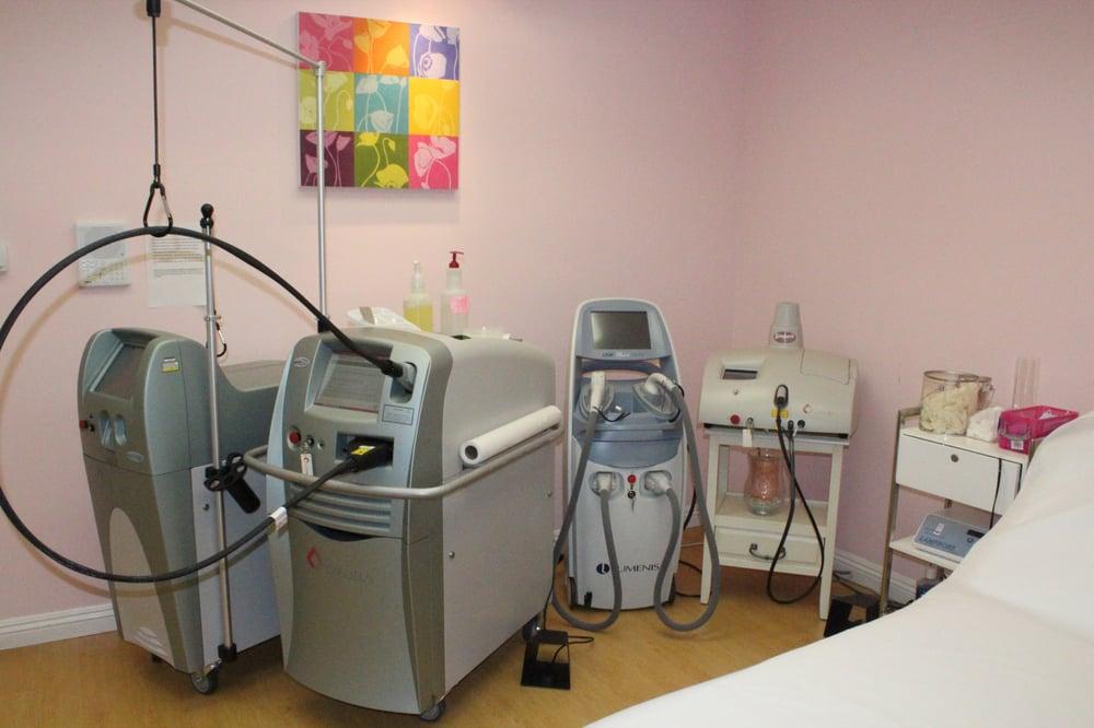 Lumenis Lightsheer Duet Laser Hair Removal Traetment Room