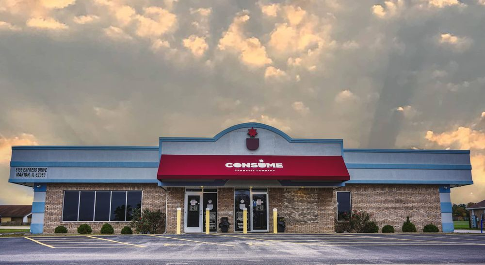 Consume Cannabis - Marion: 8195 Express Dr, Marion, IL