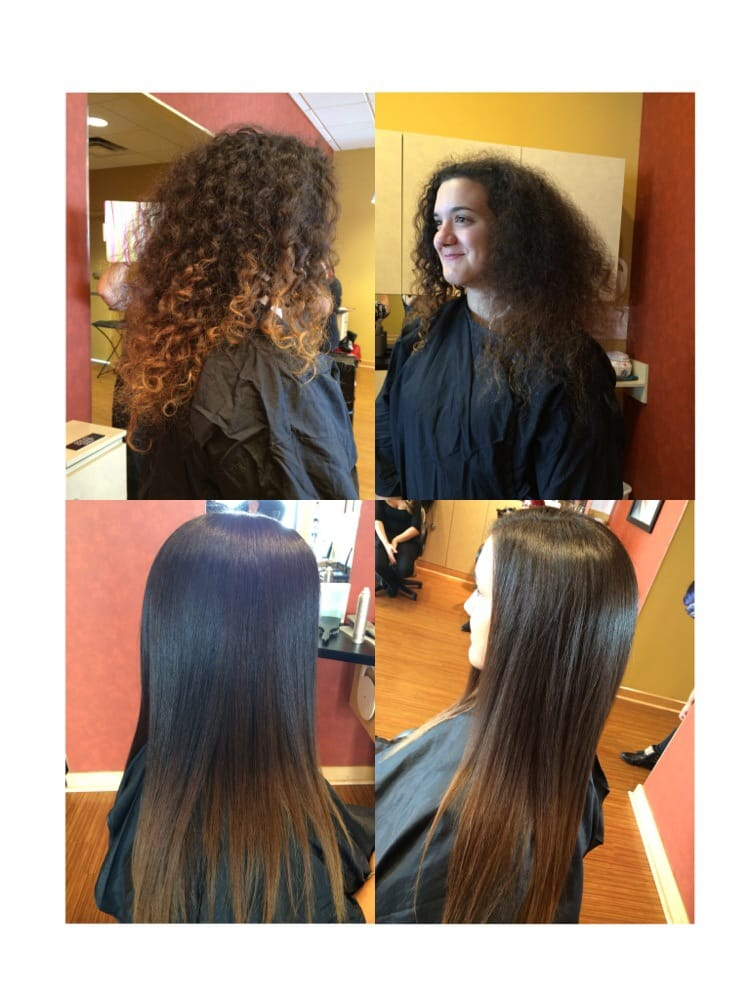 We Now Offer Matrix Opti Smooth Treatments It Is A Keratin