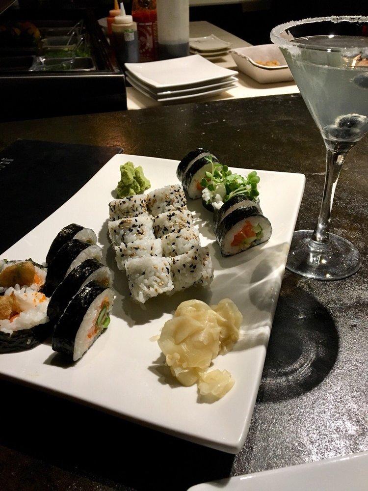 In the Raw Sushi: 3321 S Peoria Ave, Tulsa, OK