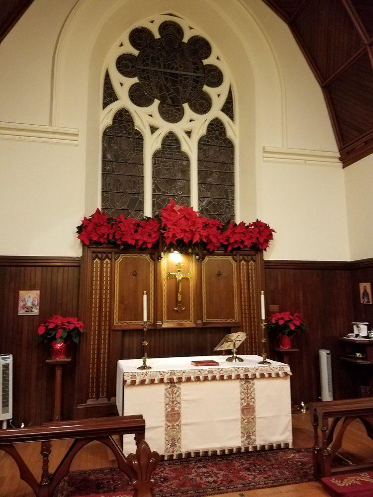 St John's Episcopal Church: 76 Market St, Salem, NJ