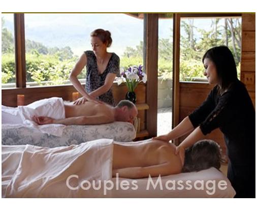 Surprise Happy Ending Massage